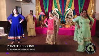 Bride + Bridesmaids Performance | Punjabi Wedding Performance | Bollywood Wedding Dance|