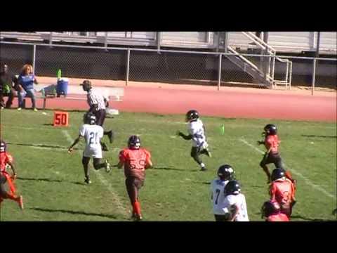 "Cal Youth Sports Eagles  "" Jordan Williams "" #6"