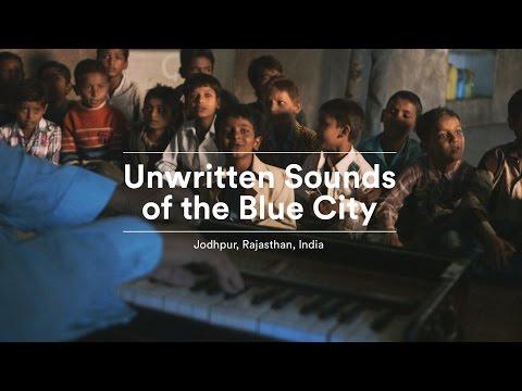 Unwritten Sounds Of The Blue City - Nawab Khan - Freunde Von Freunden