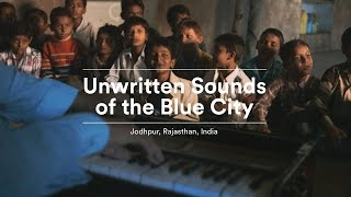Unwritten Sounds of the Blue City - Nawab Khan - Freunde von Freunden