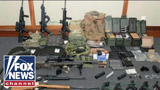 Coast Guard officer plotted to kill top Dems, journalists: Report