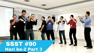Training SSST #90 Hari ke-2 Part 3 - TTC - Toyota Indonesia