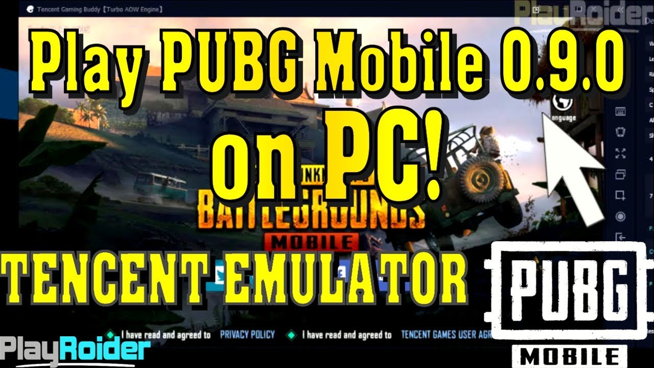 tencent emulator for pc official
