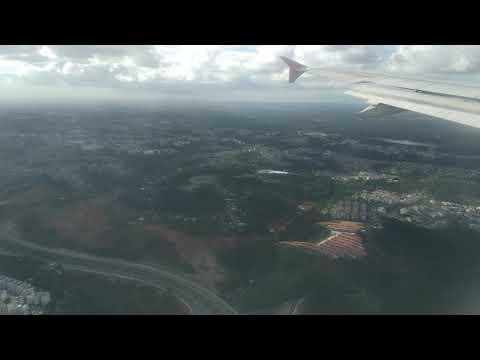 Flight LA4709, Landing In Salvador Da Bahia (June 2019)