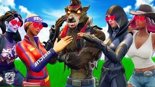 DIRE GETS A FAN CLUB OF GIRLS?! *NEW SEASON 6* - A Fortnite Short Film