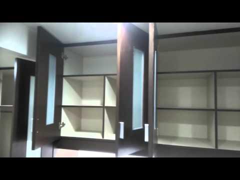 衣櫃與吊櫃之內部结構