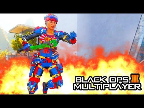 DARK MATTER WRENCH GAMEPLAY - BLACK OPS 3 MULTIPLAYER GAMEPLAY (BO3 Dark Matter)