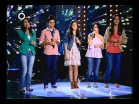 Talent Teen - We Are The World