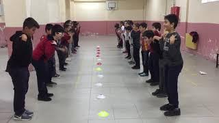 Eğitsel oyunlar (tabağı kapma oyunu)