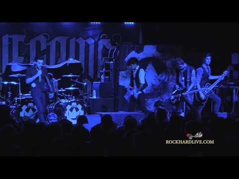Crown the Empire ~ Full set ~ 6/17/13 on ROCK HARD LIVE