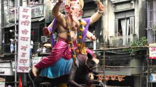 Repeat youtube video Morya Morya -Deva Tuzya Dari Aalo Superhit Ganpati Song - Ajay-Atul