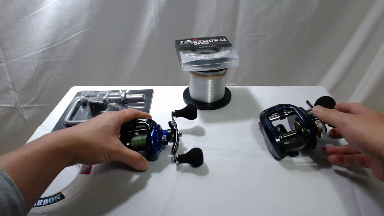 f842c778a74 Unboxing: Daiwa Lexa HD 400 - YouTube