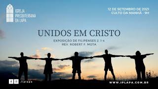 """"""" Unidos em Cristo """""""