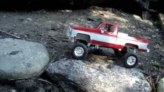 vuclip SSMT GMC RC Rock Crawler!