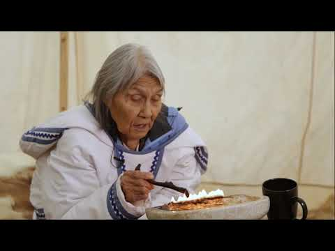 An Inuit Elder's story on living a healthy life