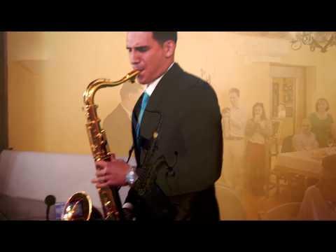 Let her go (Passenger) - Fabián Rivero - Tenor Sax Live