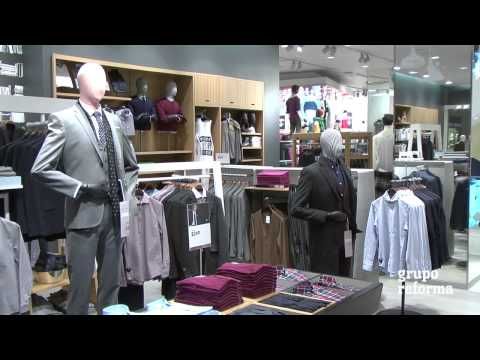 Inauguran H&M