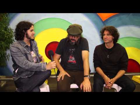 Interview: Primus (Les and Larry) at Big Day Out (Sydney, 2014) - Part One of Two!