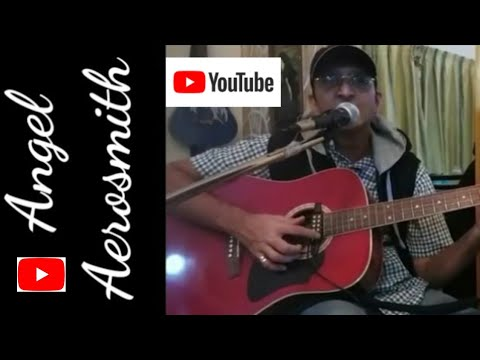 Angel - Aerosmith .......Acoustic Guitar cover | Guitar lesson |Guitar tutorial
