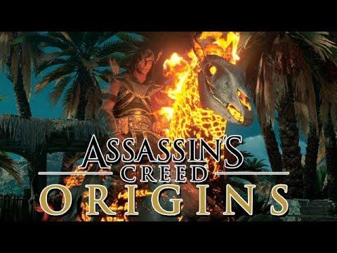 Assassin S Creed Origins Gameplay German 26 Ghost Rider Youtube