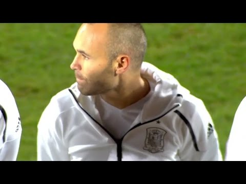 Andres iniesta vs Albania (09/10/2016) 720p