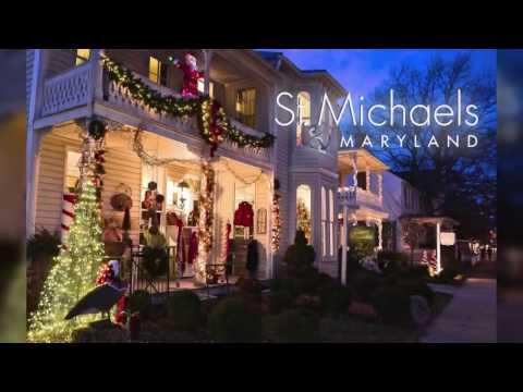 St. Michaels, Maryland Midnight Madness December 3, 2016