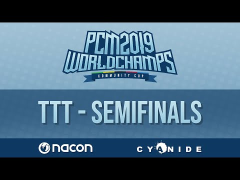 Pro Cycling Manager 2019 World Championships | TTT | Semifinals | Group A |