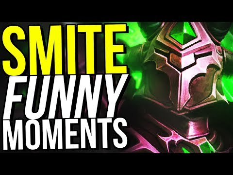 WHY SMITE IS THE BEST GAME EVER! jk lol (Smite Funny Moments)