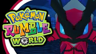 Pokemon Rumble World 14 - Dark Land