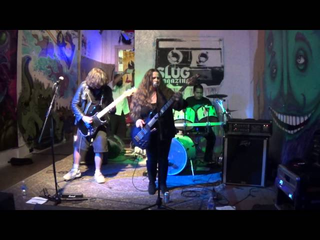 live at the shred shed
