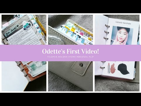 Odette's first video 