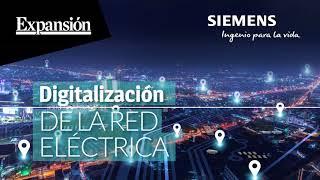 Observatorio Digitalización de la Red Eléctrica Siemens y Expansión