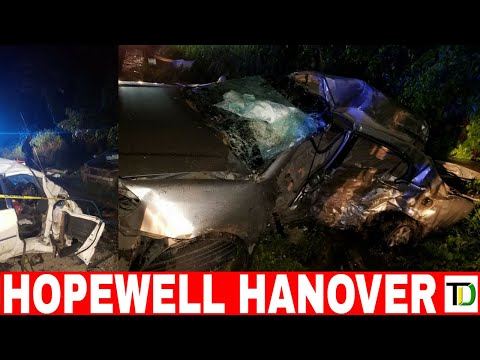 Five K!LLED two INJURED in Hanover CR@SH - Teach Dem
