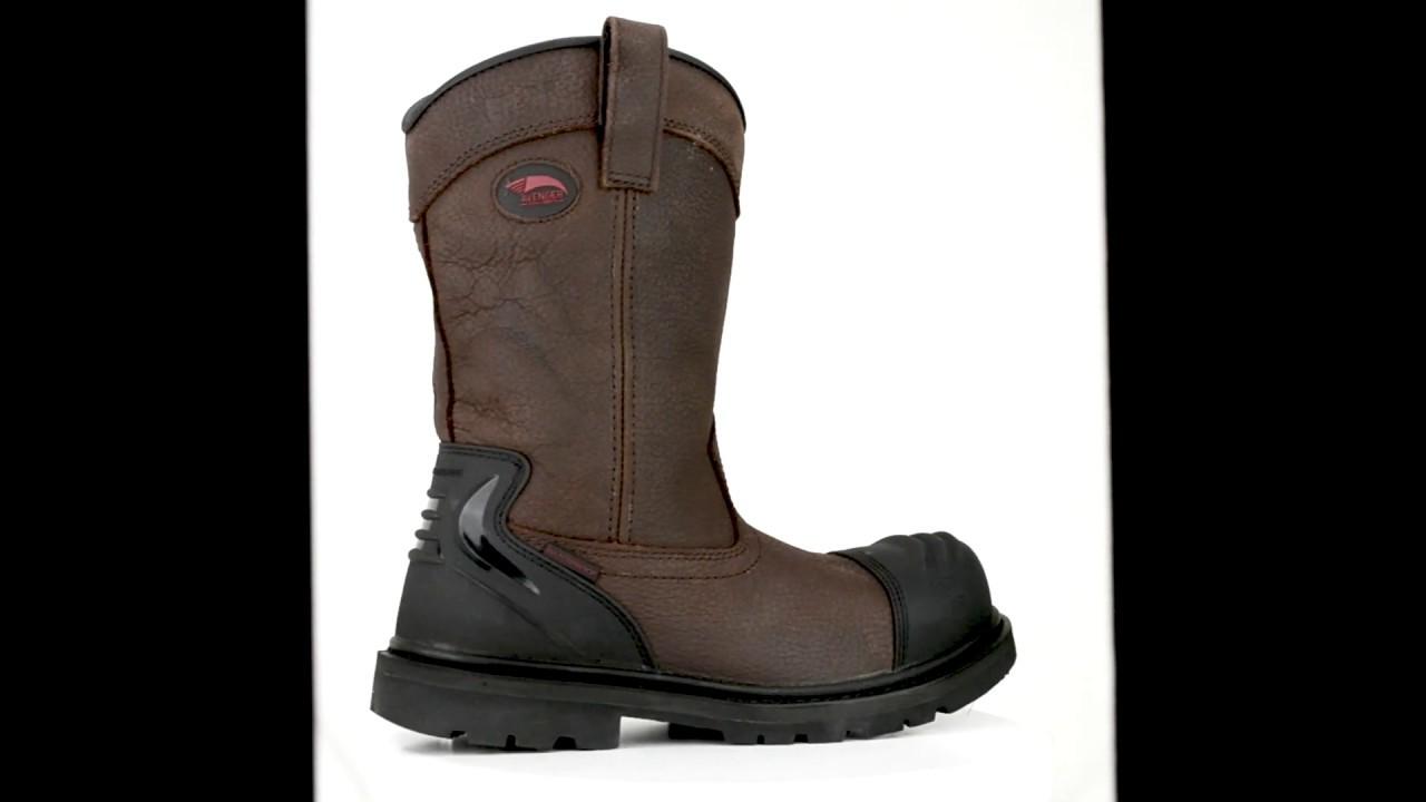 96b32bcd30e Men's Avenger Composite Toe Waterproof Wellington Metguard Boot 7896 @  Steel-Toe-Shoes.com