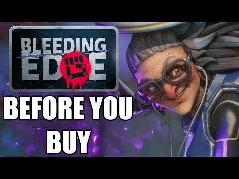 Bleeding Edge  - 14 Things You NEED To Know Before You Buy