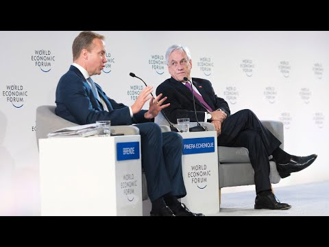 Special Conversation with Sebastián Piñera Echenique, President of Chile