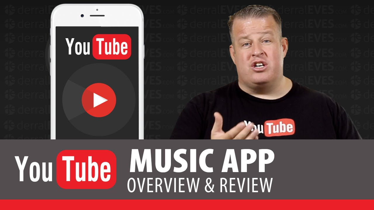 New Youtube Music App Walkthrough And Review Youtube