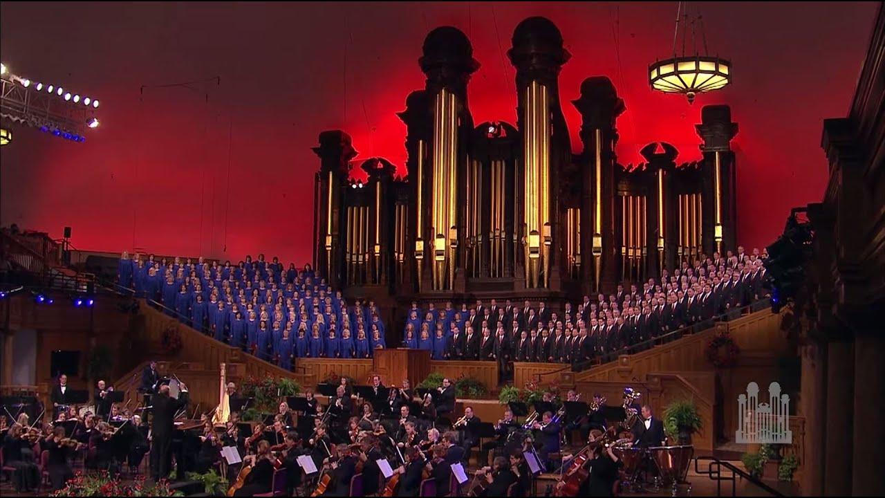 Battle Hymn of the Republic - Mormon Tabernacle Choir - YouTube