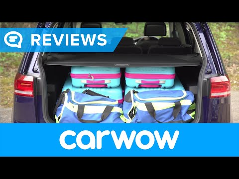 Volkswagen Touran 7 Seater 2018 practicality review | Mat Watson Reviews