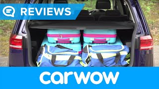Volkswagen Touran 7 Seater 2018 practicality review | Mat Watson Reviews