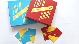 Baixar ateez ep.3 one to all album unboxing (both versions)
