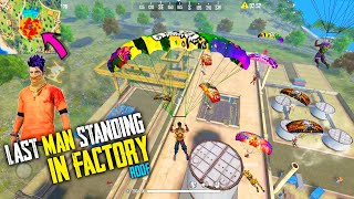24 Kills Total In Free Fire Factory Fist Fight Insane Gameplay Garena Free Fire P K Gamers Youtube