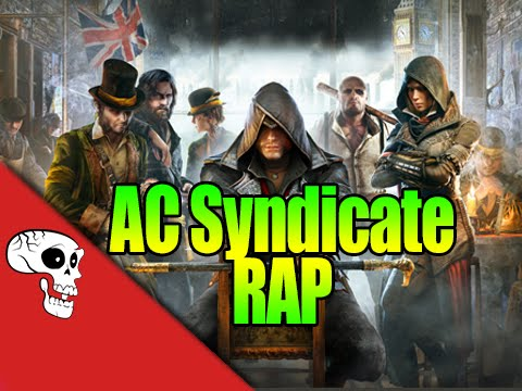 """Assassin's Creed Syndicate Rap by JT Music - """"Your Time to ..."""