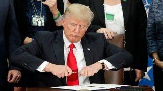 Trump to sign executive order on religious liberty