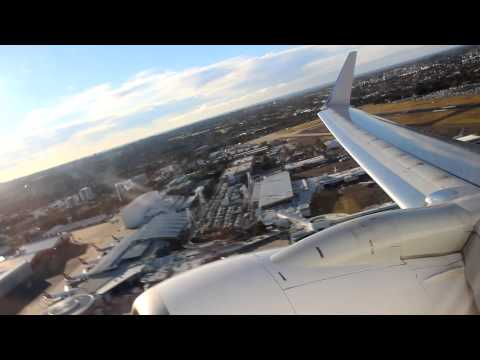 Qantas 737-800 QF739 - Sydney to Adelaide [VH-VZR]