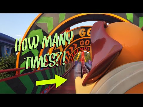 HOW MANY TIMES CAN WE RIDE SLINKY DOG DASH?