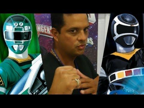 ROGER VELASCO INTERVIEW! - Power Rangers Turbo & In Space!