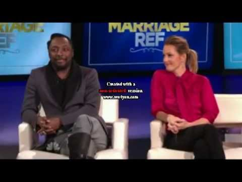 Will.i.am en The Marriage Ref Parte 55