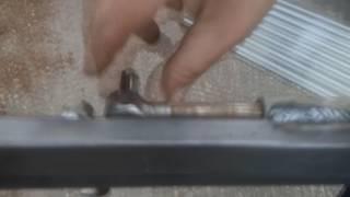 Засов для калитки (door lock)
