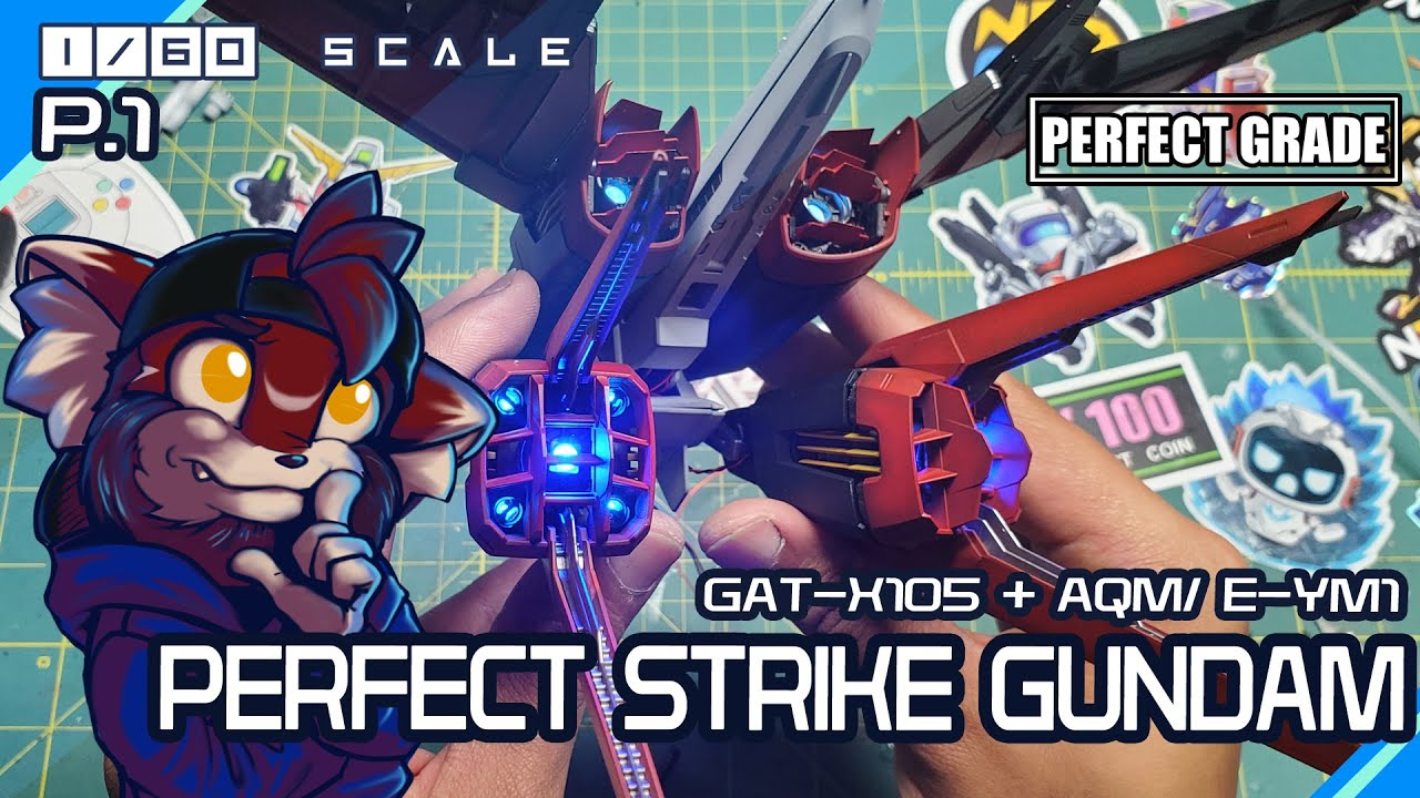 #newtype #Otakubuilder (PART 1)PG PERFECT STRIKE GUNDAM